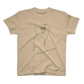 TAKEZAWA BODY LINE TEE T-shirts