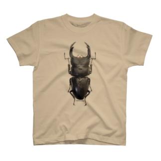 オオクワガタ T-shirts