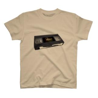 replay_VHS T-shirts