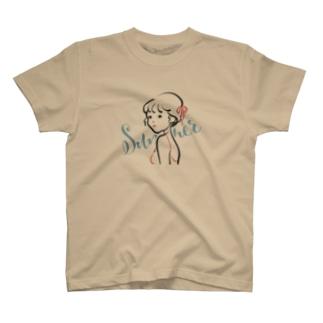 サマーガール T-shirts