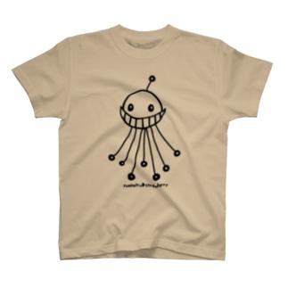 ピコポン星人✡ T-shirts