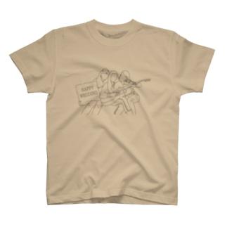 リクエスト T-shirts