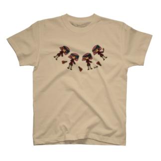 エスニックマラカス T-shirts