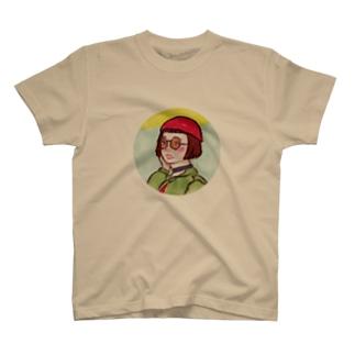 Bureau de Quanaetのマチルダ T-shirts