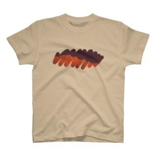 秋色 T-shirts