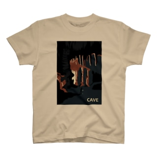 CAVE T-shirts