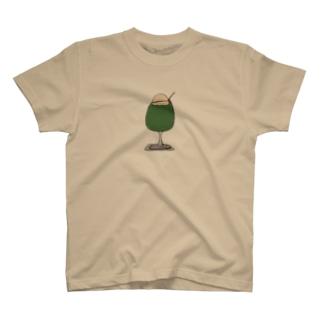 メロンフロート T-shirts