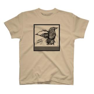 Free Bird T-shirt 01 T-shirts