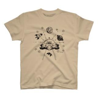 侵略スル☆カメ T-Shirt
