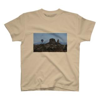 カッパドキア T-shirts