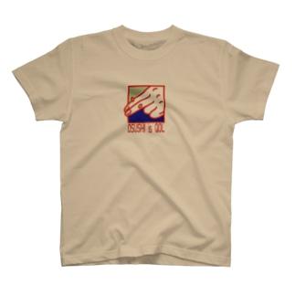 朝日のOSUSHI is QOL T-shirts