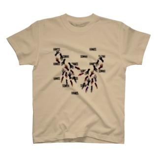 HANDS T-shirts