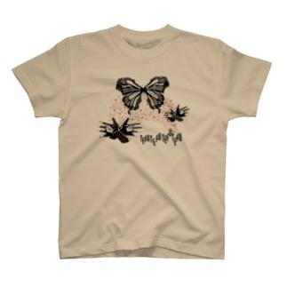 てふてふ T-shirts