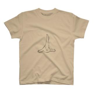 はんざきの尻(字抜き) T-shirts