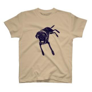 ラブラドールLOVEな人専用デザイン T-Shirt