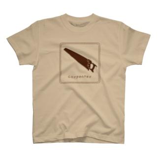 カーペンター T-shirts