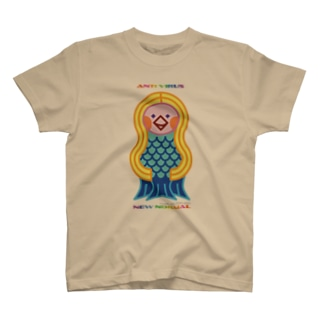 AMABIE_2nd T-shirts