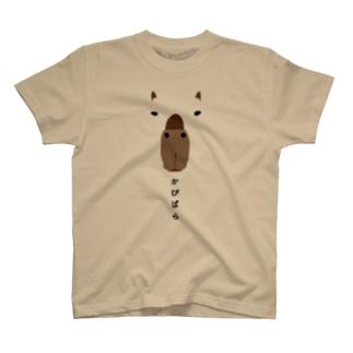 かぴばら T-shirts
