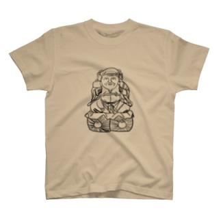 三面大黒天様 T-shirts