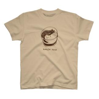 カルーア・ミルク (Kahlua and Milk)  T-shirts