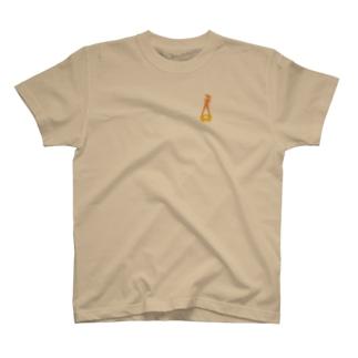 83FAMI x MAYO シルエット T-shirts