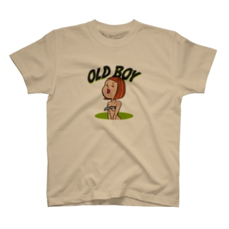 OLD BOY by Butter dogg T-shirts