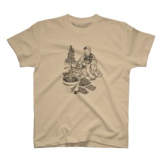 行者シリーズ T-shirts