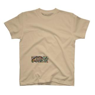 部族の魚 T-Shirt