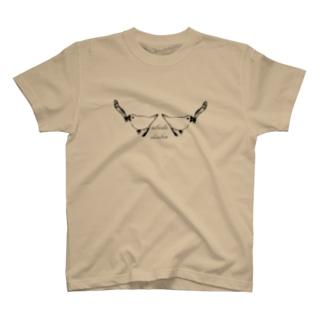 文鳥は煮干しが変になるくらい好きです T-shirts