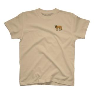 ジャッカル君 T-shirts