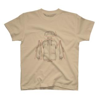 トランスフォームしそうなパーカー T-shirts