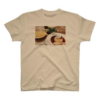 固めぷりん T-shirts