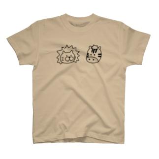 肉食草食 T-shirts