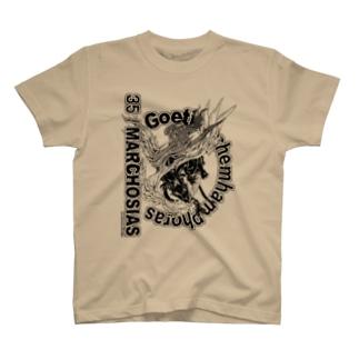 悪魔:マルコシアス T-Shirt