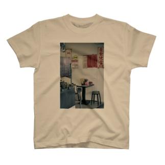 おはしと台湾の食堂のTシャツ T-shirts