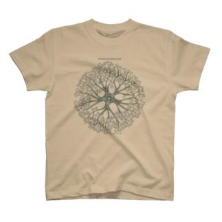 テヅルモヅルlightcolor T-shirts