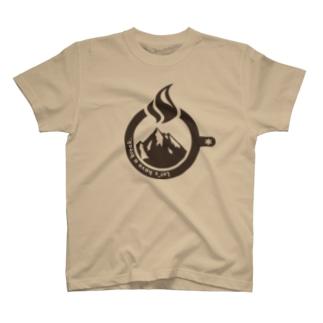 アウトドアコーヒー T-Shirt