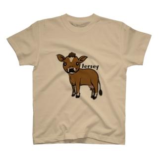 デフォルメジャージー T-shirts