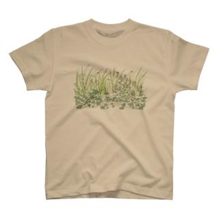 クサハラno4六甲山 T-shirts