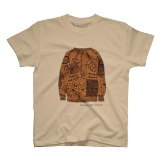 はにわセーター T-shirts