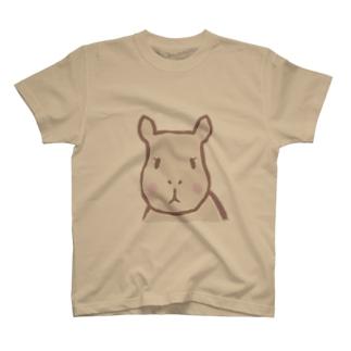 カピバラちゃん T-shirts