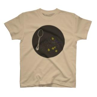 六三八デザイン室のdinner-dessert T-shirts