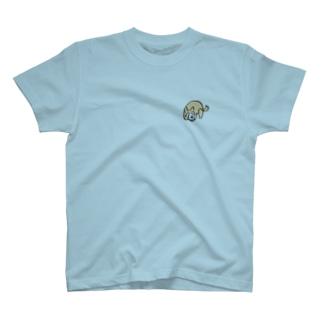 かずをかぞえるいぬ Tシャツ