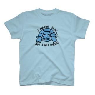 カメさん Tシャツ