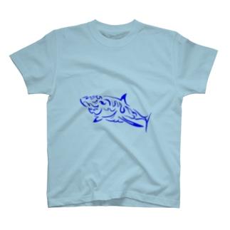 サメ Tシャツ