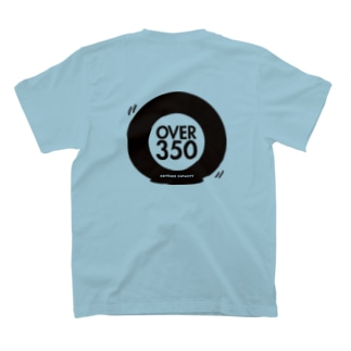 OVER350 T-shirts