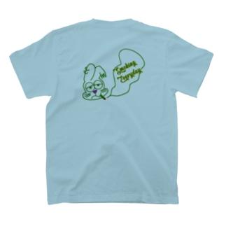 モクモクうさぎ (ノーマル) T-shirts