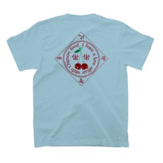 中華(桜桃尻)中毒 T-shirts