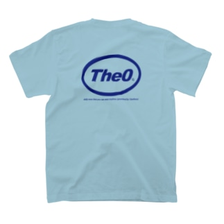 バックプリントt T-shirts