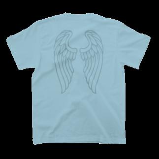 インジュンのエンジェルウイング T-shirts